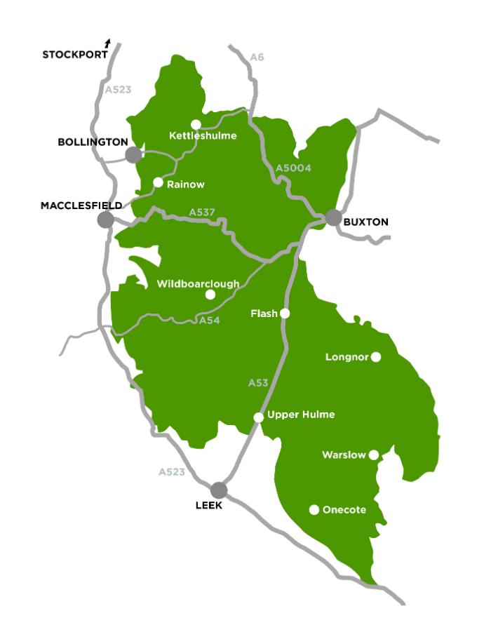 SWPLP Area
