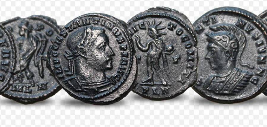 Bux Rome Coin