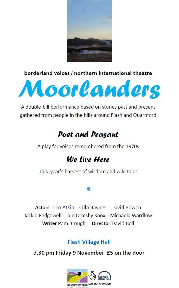 Moorlanders Advert