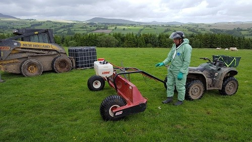 UU ATV Sprayer
