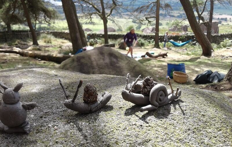 Clay Snails