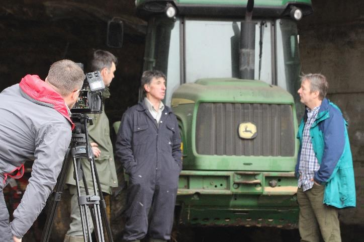 NFN 3 Tractor Interview