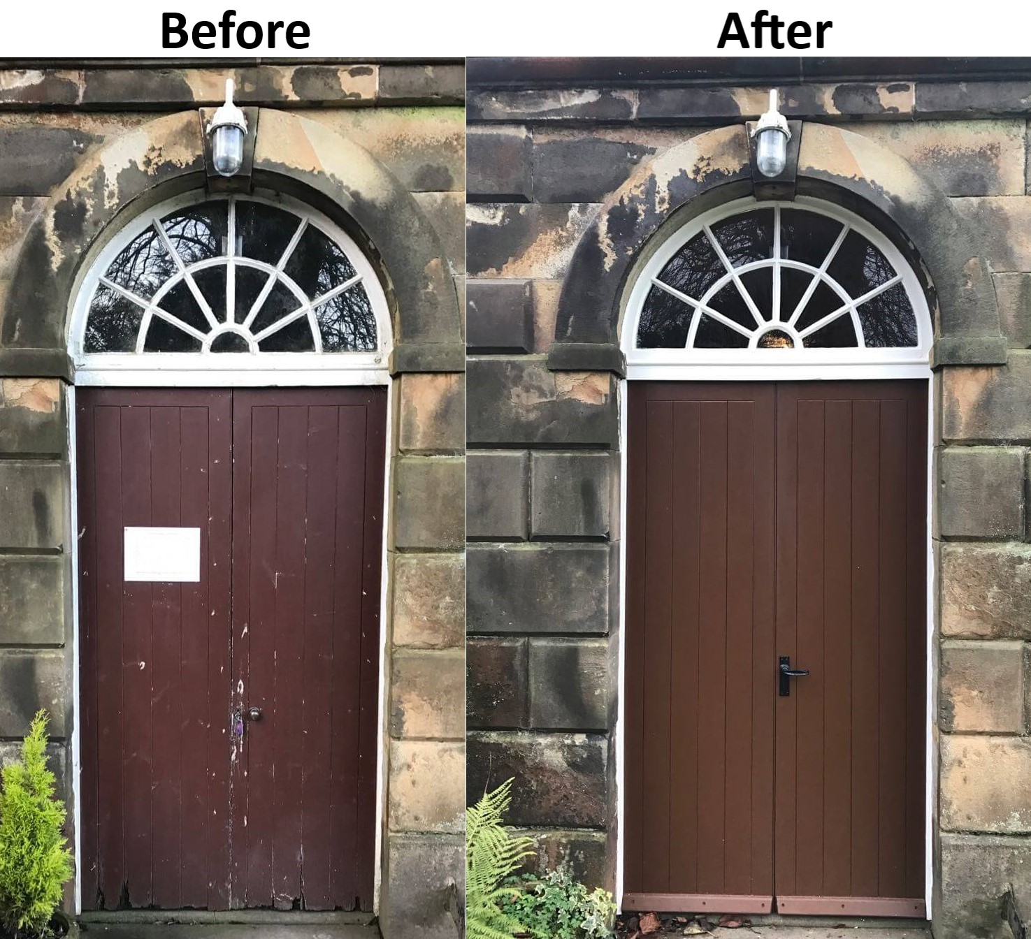 St Pauls Door BeforeAfter.jpg