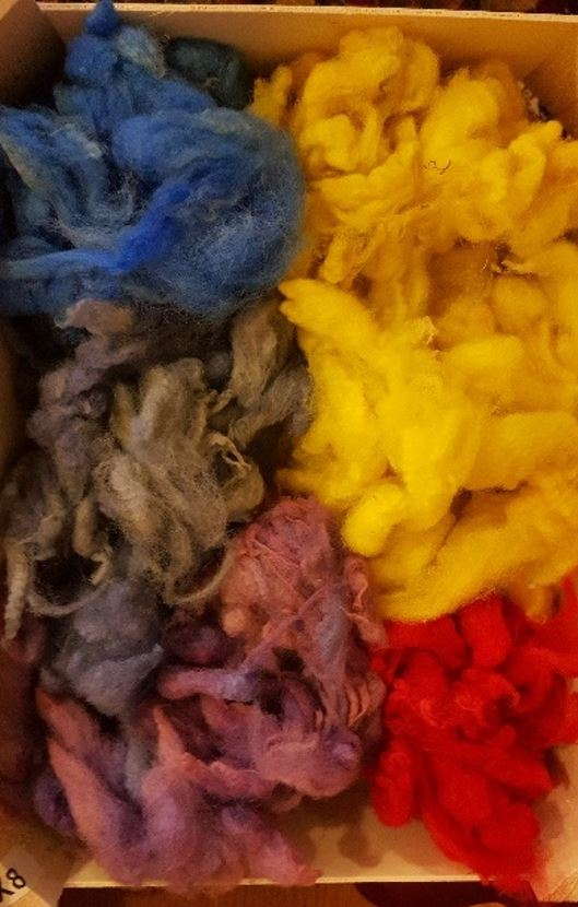 dye box
